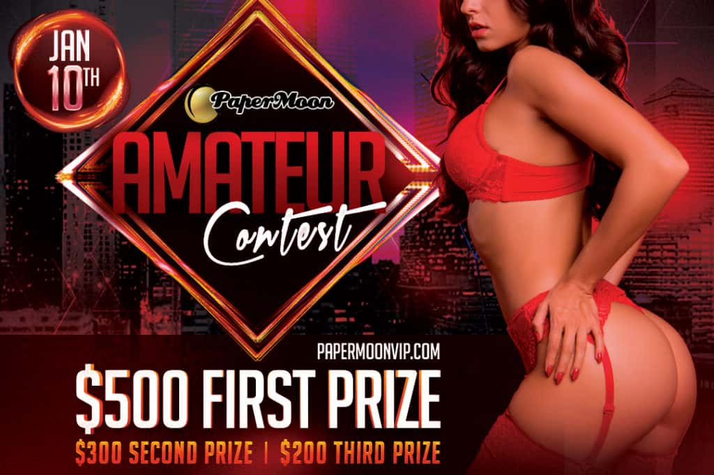 Amateur Contest Gentlemen's Club