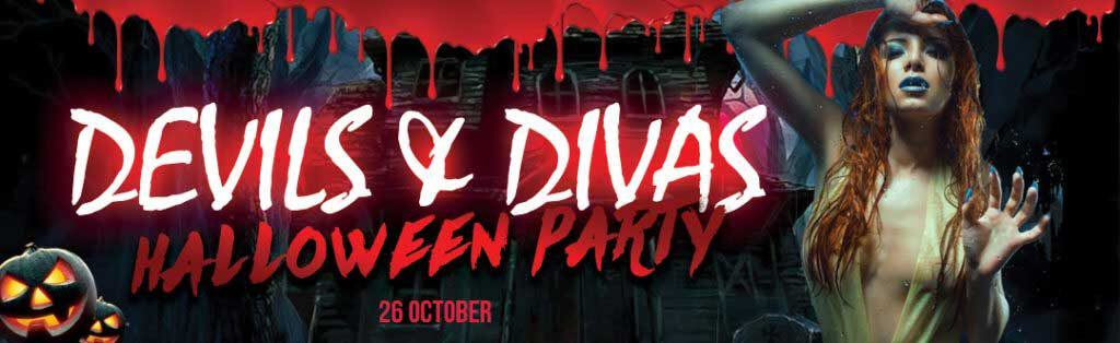Devils and Divas Halloween Party
