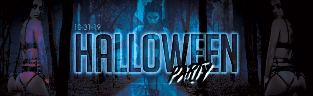 Halloween Party at PaperMoon Gentlemen's Club in Springfield VA