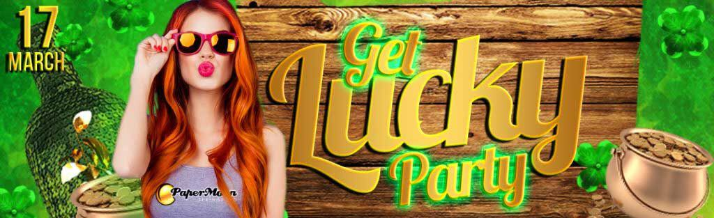 St. Patrick's Day Get Lucky Party at PaperMoon Strip Club, Washington DC