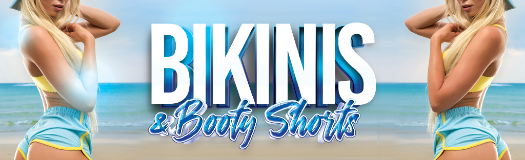 Bikinis and Booty Shorts Party