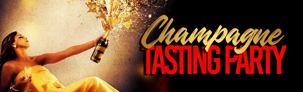 Champagne Tasting Party PaperMoon Strip Club Virginia