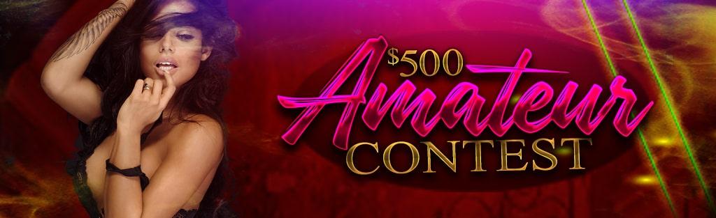 Amateur Night Contest PaperMoon Strip Club Virginia