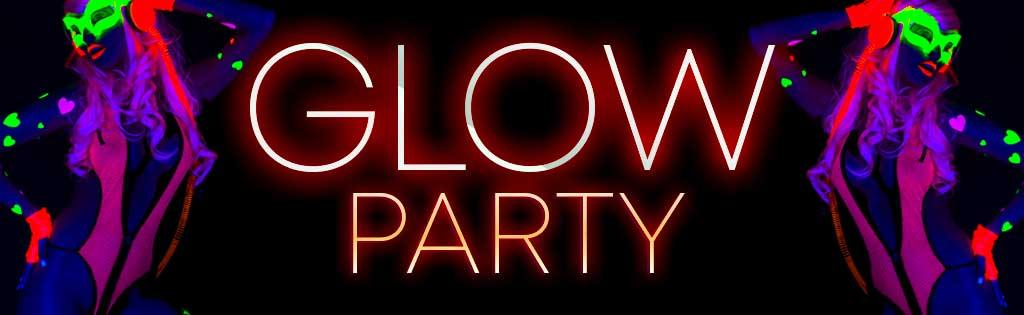 Glow Party PaperMoon Gentlemen's Club