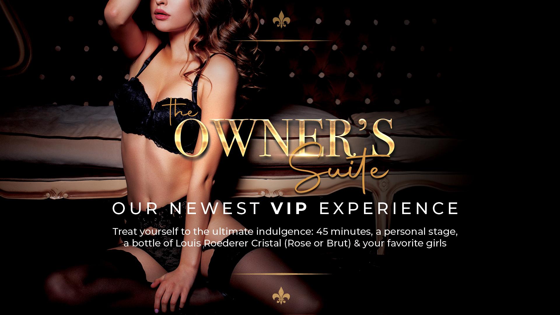 VIP Champagne Room Strip Club