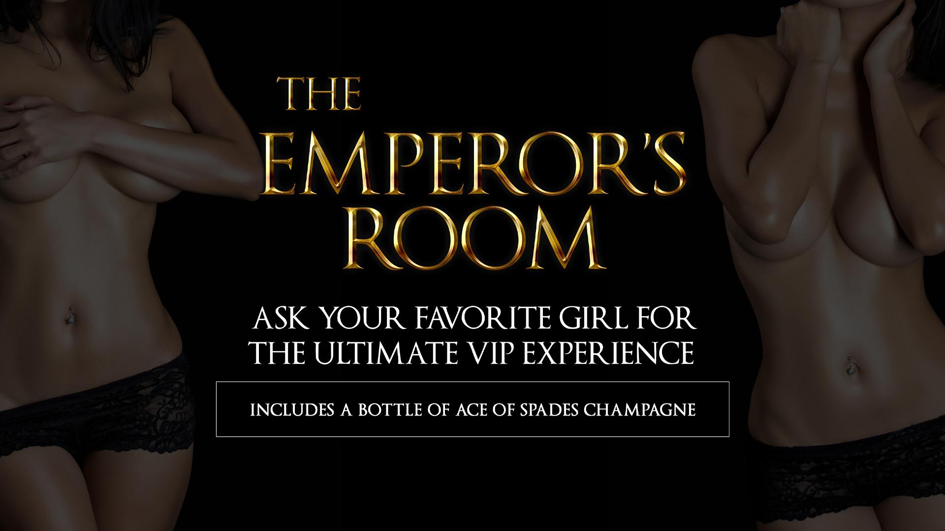 Strip Club Lap Dance Ace Of Spades Champagne
