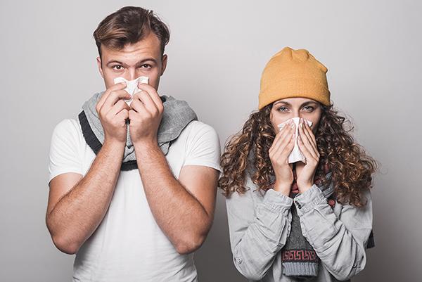 nasal congestion relief houston