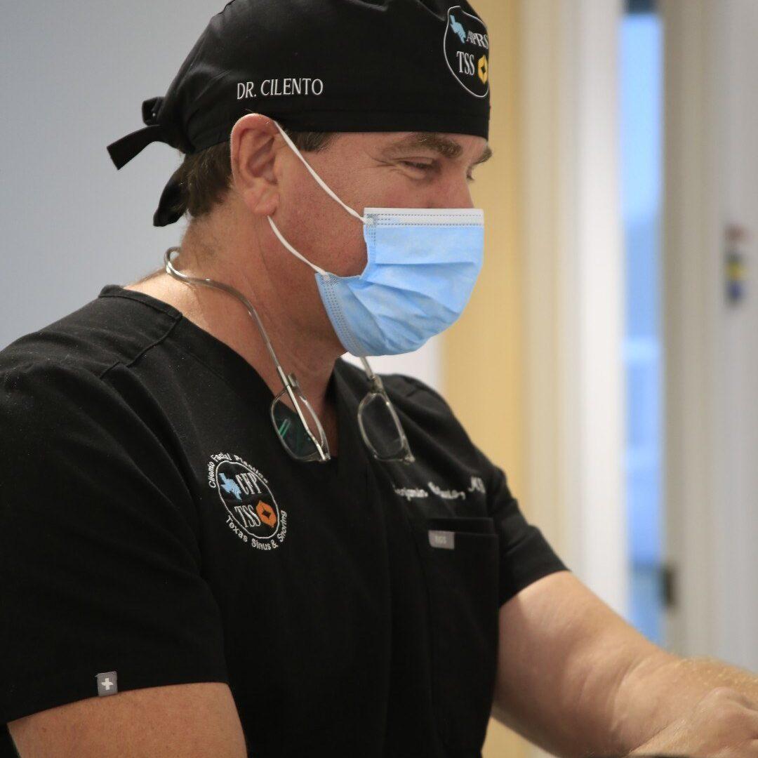 dr cilento sinus doctor allergy doctor houston