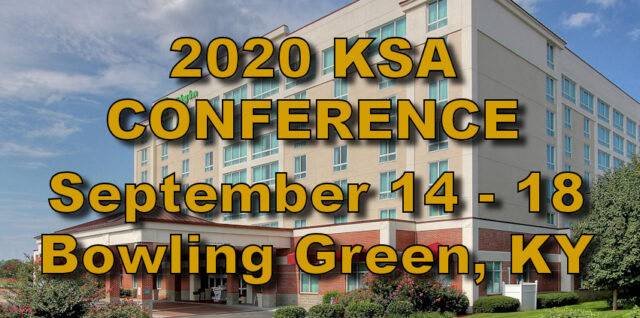 2020 KSA Conference