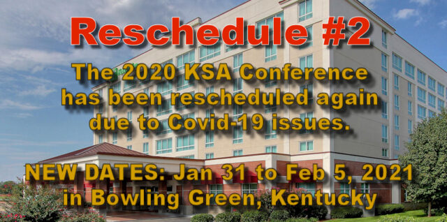 Conference Reschedule #2