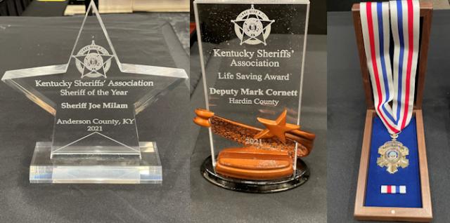 2021 KSA Award Recipients