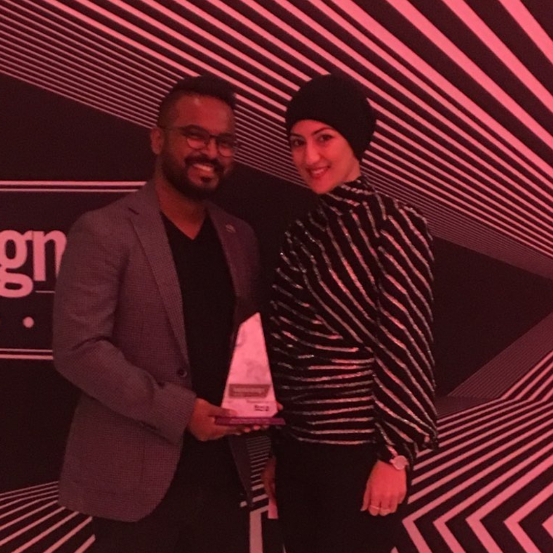 ST WINS INTERIOR DESIGN OF THE YEAR AWARD!