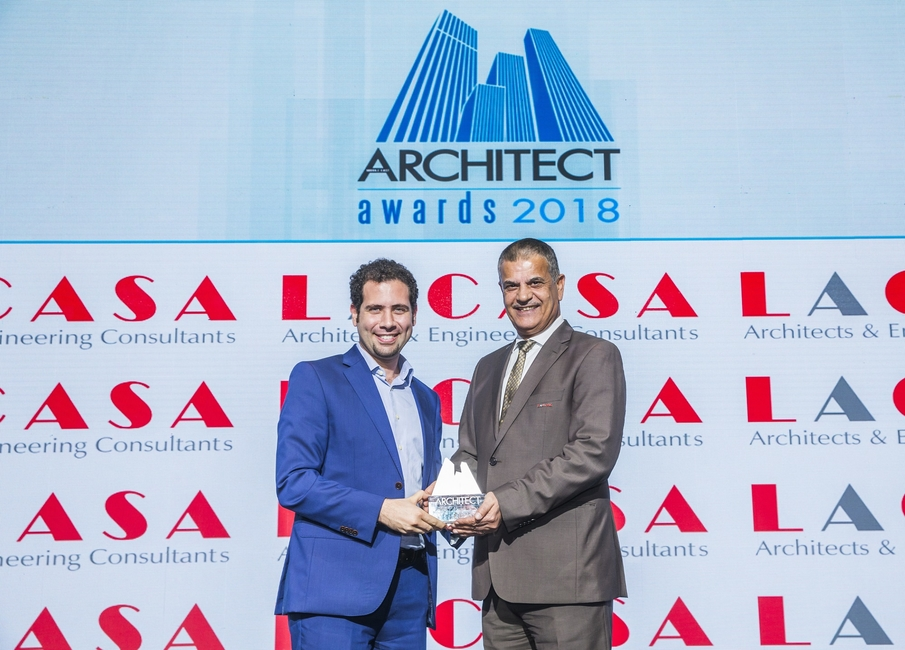 Studio Toggle wins the Boutique Architecture Office of the Year Award