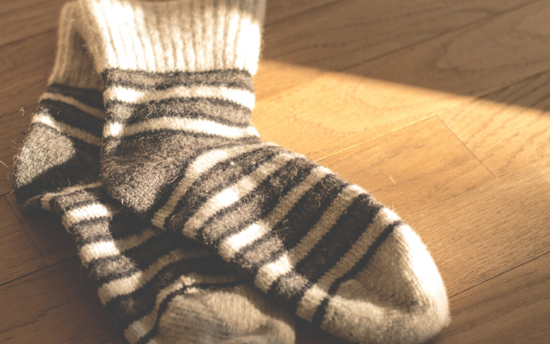 Warming Socks (aka Magic Socks)