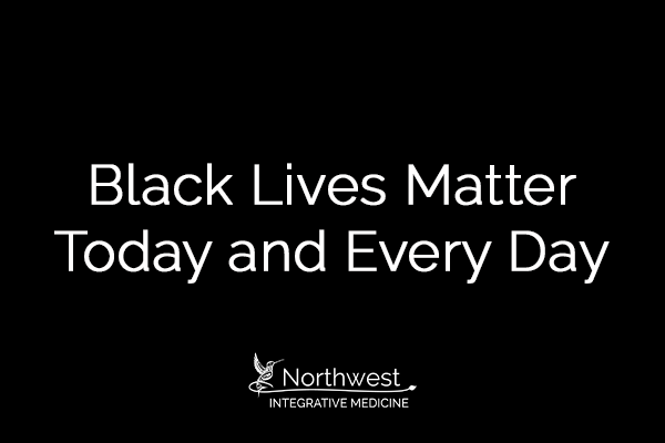 Black Lives Matter – Today and Every Day.