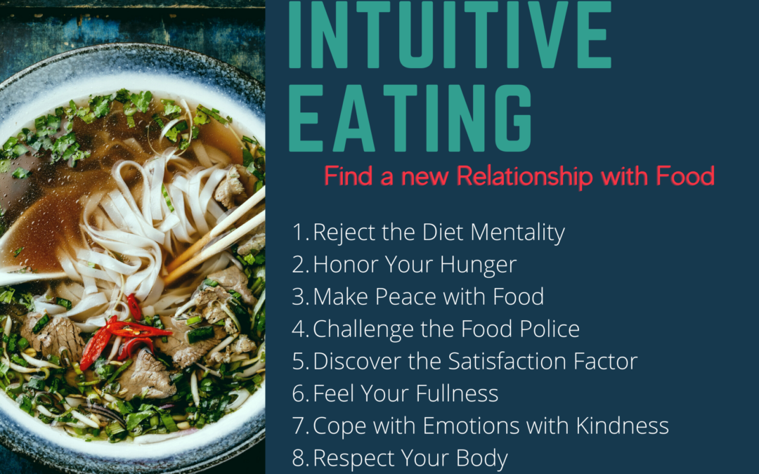 Intuitive Eating Basics
