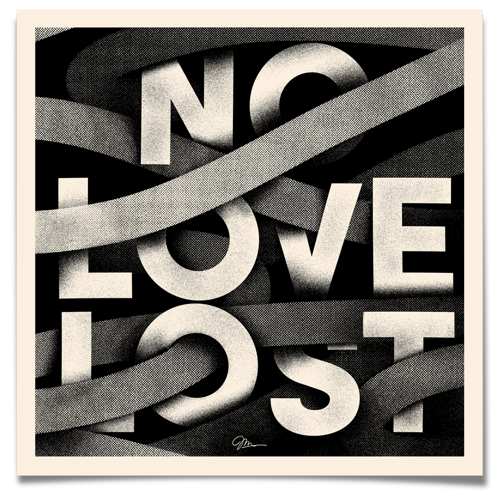 NoLoveLostPrint