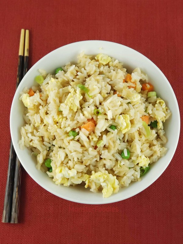 How to Make Chinese Fried Rice
