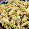 Parmesan Herb Buttered Noodles