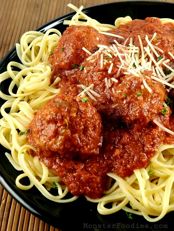 Crock Pot Italian Meatballs