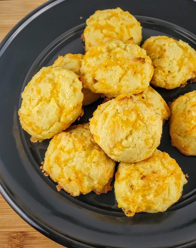 Keto Coconut Flour Biscuits