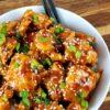 Homemade Sesame Chicken