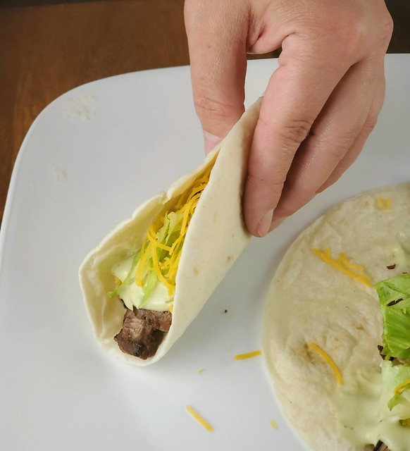 Taco Bell Grilled Steak Soft Taco