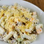 Homemade Ranch Pasta Salad