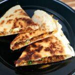 Chorizo and Cheese Quesadillas