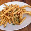 Parmesan Garlic French Fries