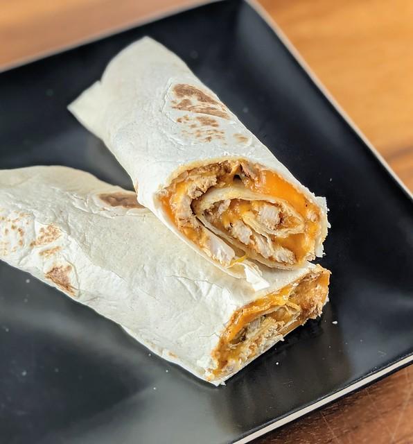 Taco Bell Chipotle Chicken Melt