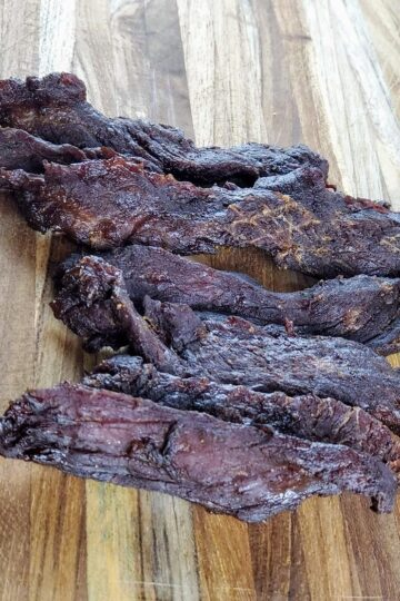 Beef Jerky in the Air Fryer