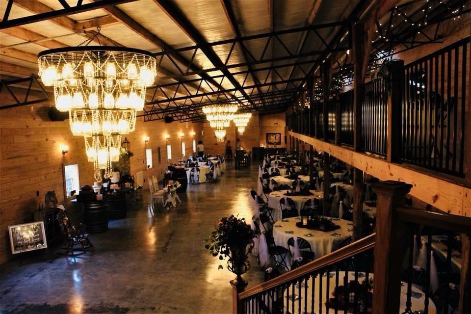 The Grand Hall.
