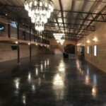 The Grand Hall, a blank canvas to design your indoor event.