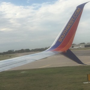 Southwest showed me some love in #Orlando.