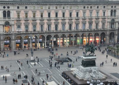 Paizza del Duomo