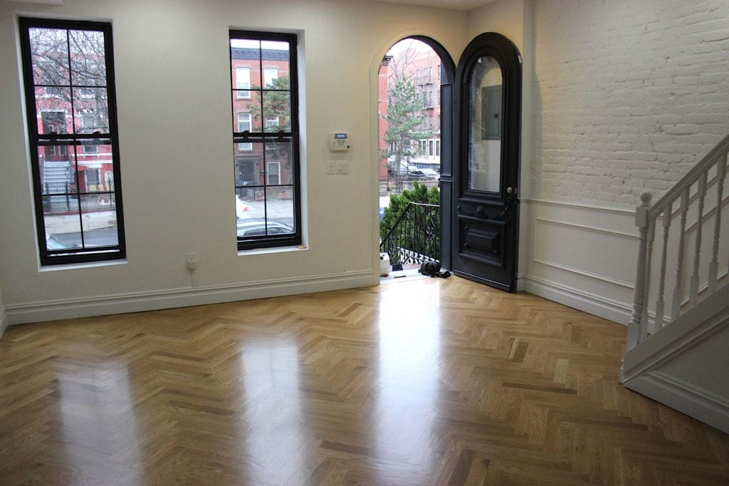 Dustless Wood Floor Refinishing Sandless Finish In Nyc New York Ny
