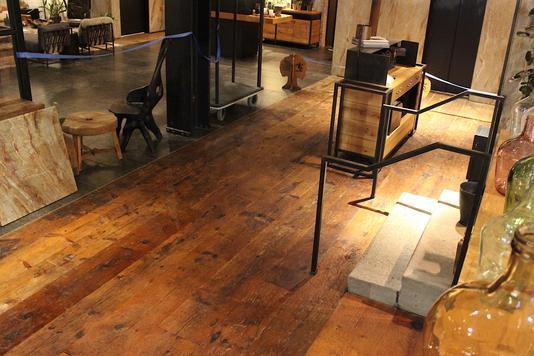 Sandless Hardwood Floor Refinishing