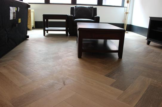 Parquet Wood Floor Cleaning