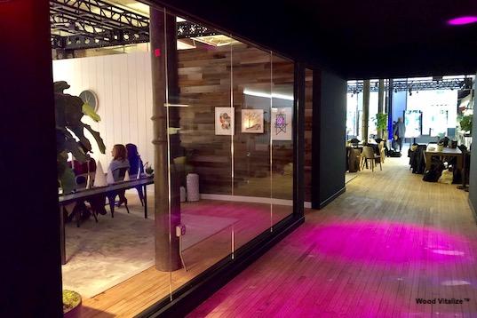 Uptown, NYC Dustless Wood Floor Refinishing
