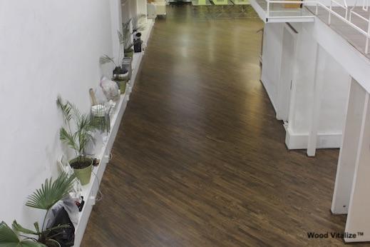Commercial Dustless Wood Floor Refinishing