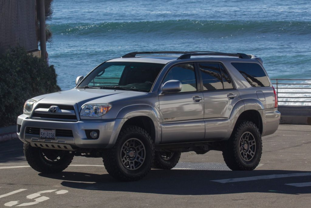 07 4Runner finished shot