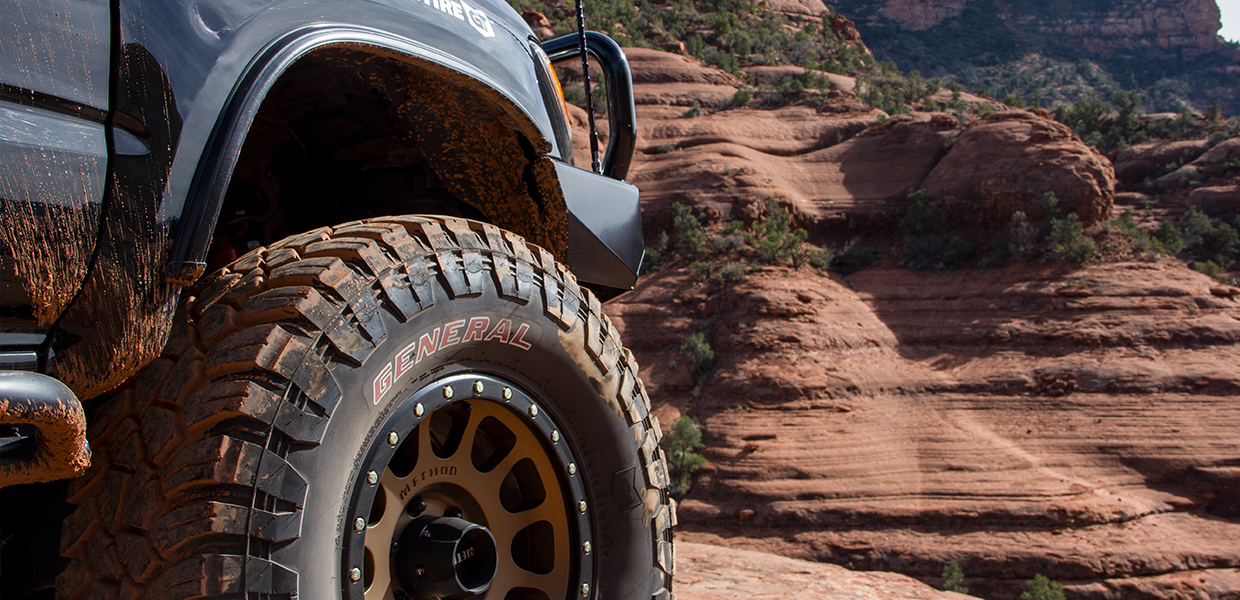 General Tire Grabber X3 Review