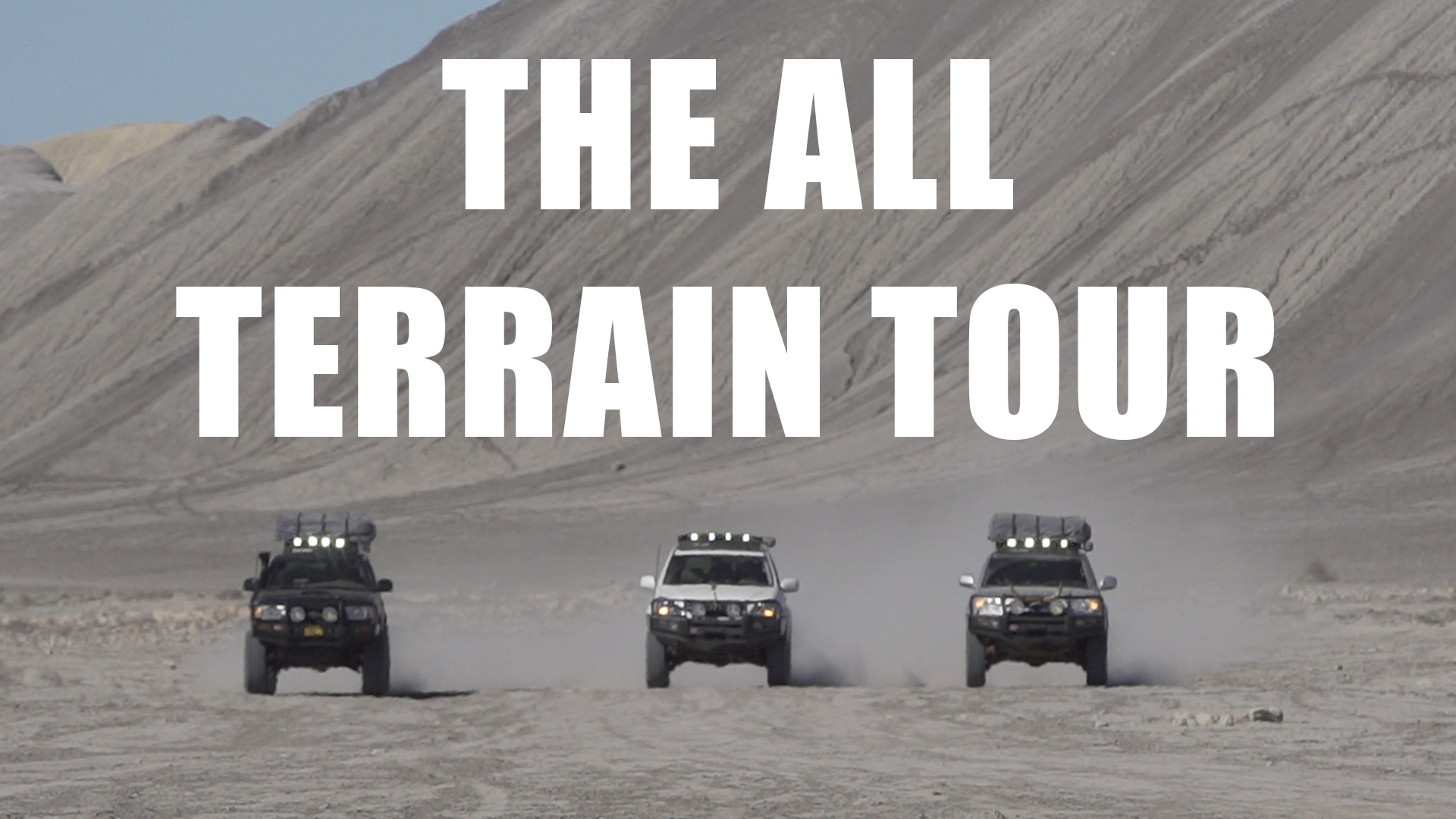 The All Terrain Tour Documentary