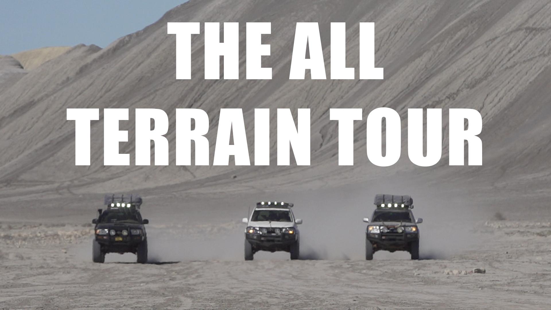 The All Terrain Tour Documentary