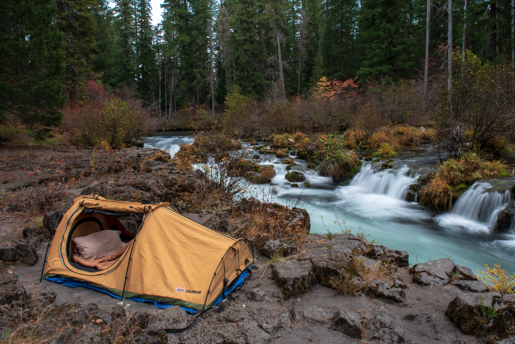 ARB Skydome Swag Tent Review