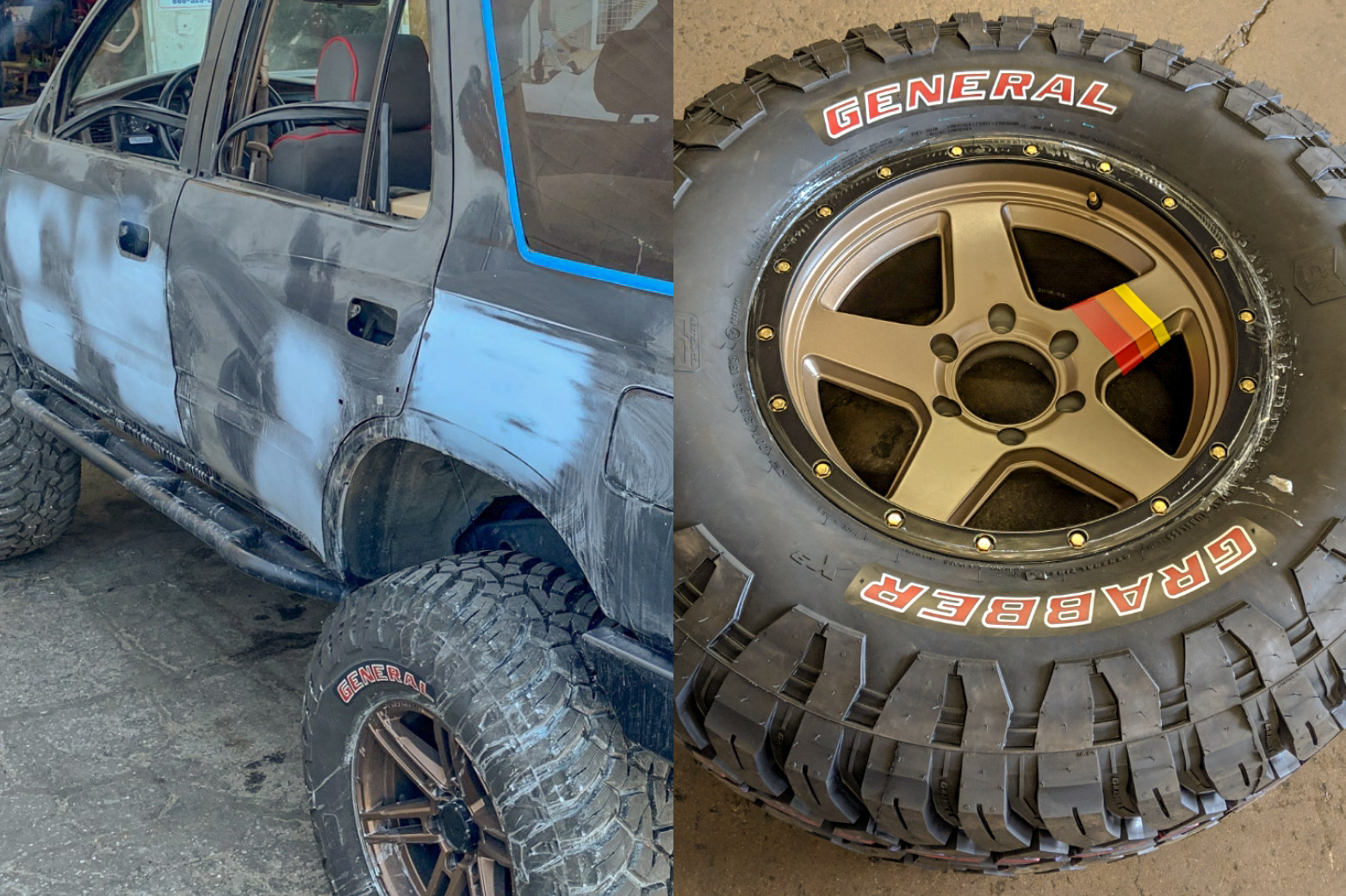 Countdown to Expo – Episode 2: New Paint & Wheels/Tires
