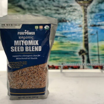 6 Great Things About Dr. Mercola's Organic Mitomix Seed Blend!