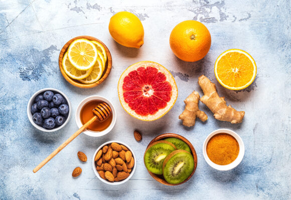 24 Immune System Boosting Foods