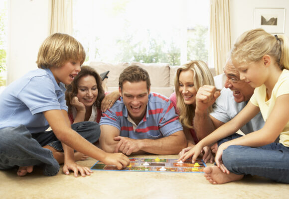16 AWESOME Fun Family Board Games